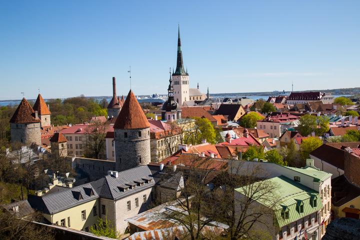 Baltic Cruise Day 9: Tallinn, Estonia